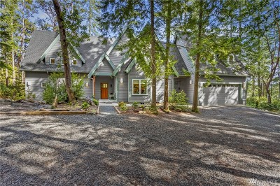Single Family Home For Sale: 462 Bee Mill Rd