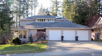 Renton Single Family Home For Sale: 18321 149th Ave SE