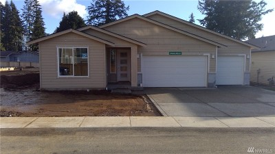 Marysville Single Family Home For Sale: 11824 52nd Dr NE