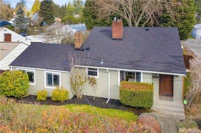 Seattle Single Family Home For Sale: 3016 SW Trenton St