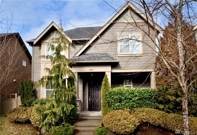 North Bend, Snoqualmie Single Family Home For Sale: 9421 Elm Ave SE