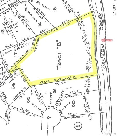 Snohomish County Residential Lots & Land For Sale: 192nd Dr NE