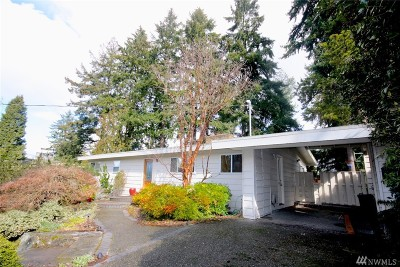 Mercer Island Single Family Home For Sale: 4040 90th Ave SE