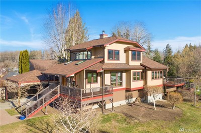 North Bend, Snoqualmie Single Family Home For Sale: 39550 SE Alder St
