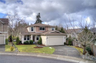 Sammamish Single Family Home For Sale: 231 246th Ct NE