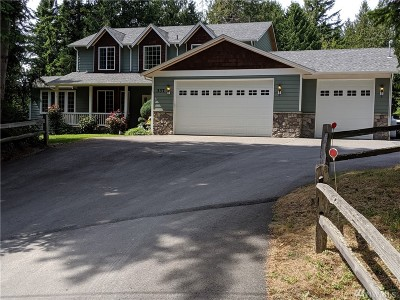 Camano Island Single Family Home For Sale: 337 Deer Run Rd
