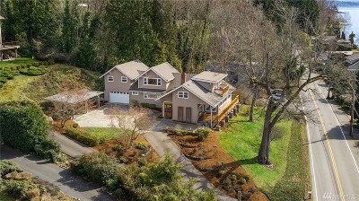Kirkland Single Family Home For Sale: 12506 Holmes Point Dr NE