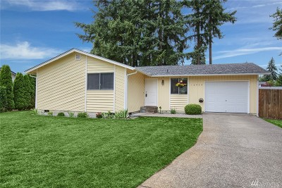 Puyallup Single Family Home For Sale: 12425 135 St Ct E