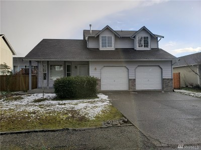 Puyallup Single Family Home For Sale: 8308 185th St Ct E
