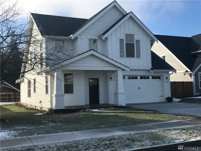Lynden Single Family Home Sold: 2028 Brome St