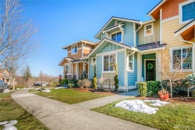 North Bend, Snoqualmie Condo/Townhouse For Sale: 9124 Merritt Ave SE