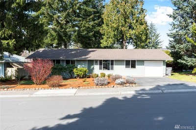 Kirkland Single Family Home For Sale: 8720 NE 139th St