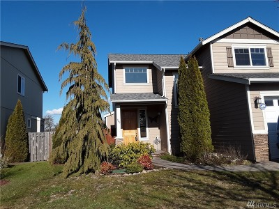 Yelm Single Family Home For Sale: 606 Trump Ave NW
