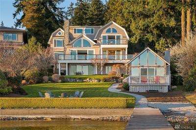 Kirkland Single Family Home For Sale: 7811 NE 112th St