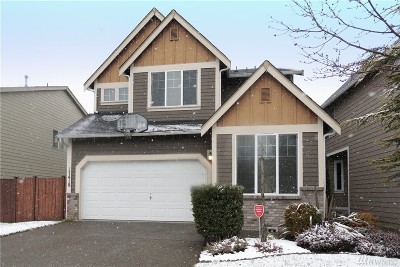 Puyallup Single Family Home For Sale: 17418 92nd Av Ct E