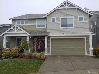 Puyallup Single Family Home For Sale: 4001 Highlands Blvd