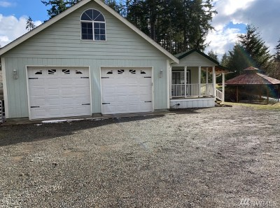 Spanaway Single Family Home For Sale: 4210 245th St E