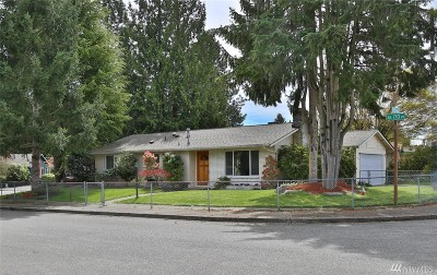 Renton Single Family Home For Sale: 13005 SE 170th Place