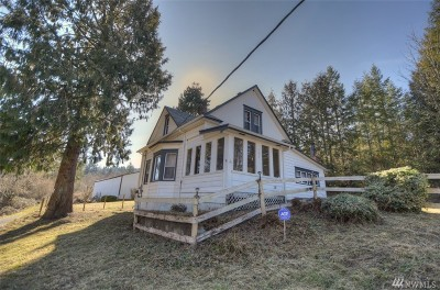 Centralia Single Family Home For Sale: 160 Salzer Rd