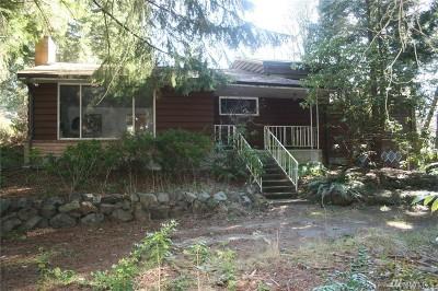 Shoreline Single Family Home For Sale: 525 NE Serpentine Pl
