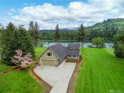 Lewis County Single Family Home Pending: 126 Fish Hatchery Rd
