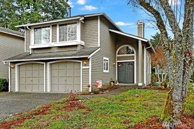 Sammamish Single Family Home For Sale: 3901 242nd Ave SE