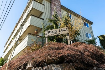 Condo/Townhouse For Sale: 901 5th Ave N #105