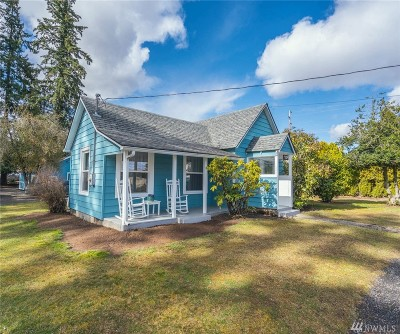 Lewis County Single Family Home For Sale: 709 NE 4th Ave