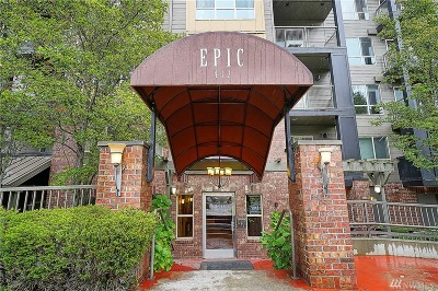 Seattle Condo/Townhouse For Sale: 412 11th Ave #PH-9