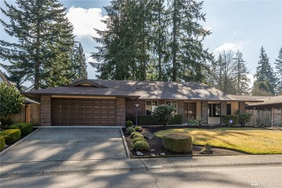 Federal Way Single Family Home For Sale: 32154 32nd Ave SW