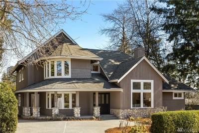 Bellevue Single Family Home For Sale: 706 96th Ave NE