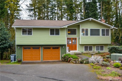 Bothell Single Family Home For Sale: 22705 1st Dr SE