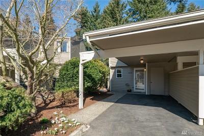 Kirkland Single Family Home For Sale: 9630 NE 121st Lane
