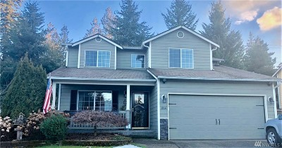 Puyallup Single Family Home For Sale: 1814 22nd Ave SE