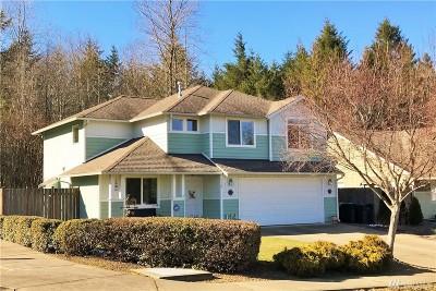 Shelton Single Family Home Pending Inspection: 113 Vista View Ct