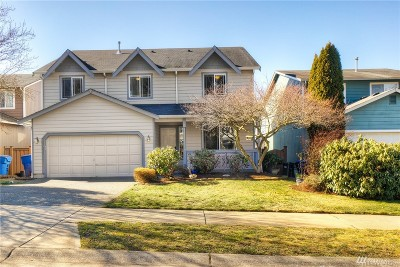 Puyallup Single Family Home For Sale: 12812 121st Ave E