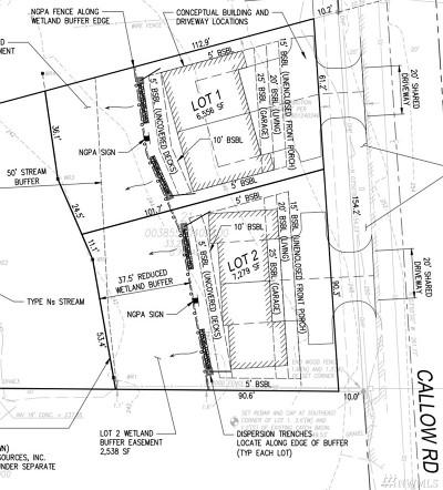 Lake Stevens Residential Lots & Land For Sale: 2802 Callow Rd