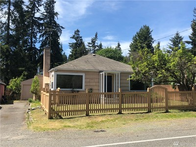 King County Single Family Home For Sale: 14511 27th Ave NE