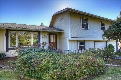 University Place Single Family Home For Sale: 6602 51st St Ct W