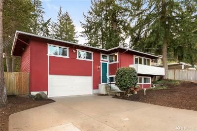 Bellevue Single Family Home For Sale: 16629 NE 30th St