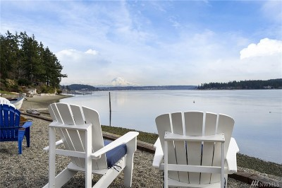 Gig Harbor Single Family Home For Sale: 7814 Warren Dr NW