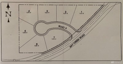 Snohomish County Residential Lots & Land For Sale: 40721 May Creek Rd