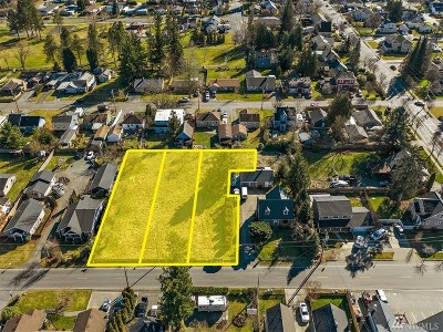 Enumclaw Residential Lots & Land For Sale: 1504 McHugh Ave