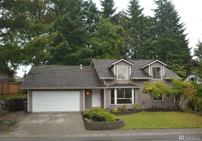 Renton Single Family Home For Sale: 17114 156th Ave SE