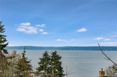 Everett Single Family Home For Sale: 4110 Cliff Dr