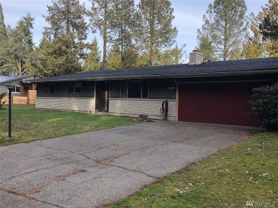 Lacey Single Family Home For Sale: 1324 Homann Dr SE