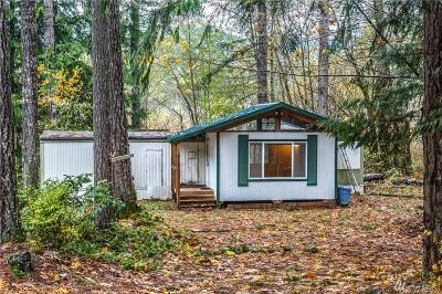 Mason County Single Family Home Pending: 21 N Mount Washington Ct