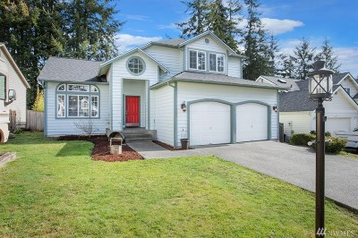 Silverdale Single Family Home Pending: 10962 Peony Place NW