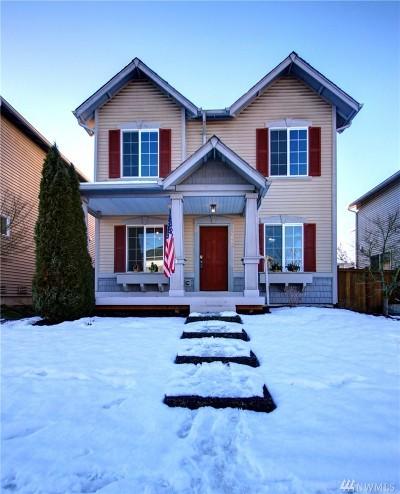 Mount Vernon Single Family Home For Sale: 5304 Razor Peak Drive