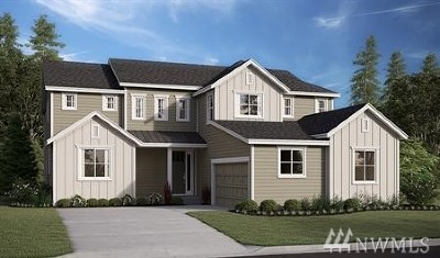 Puyallup Single Family Home For Sale: 2520 12th St Place SW